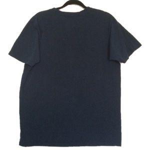 adidas Shirts - 5/$25 Adidas Blue Logo Tee